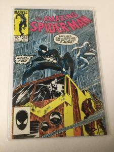 The Amazing Spider-Man 254 NM Near Mint Marvel