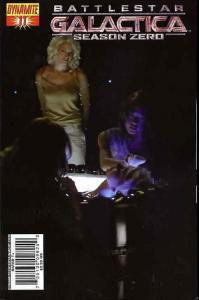 Battlestar Galactica Season Zero #11B VF; Dynamite | save on shipping - details