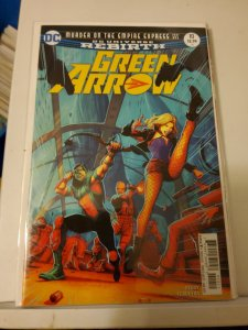 Green Arrow #10 (2017)