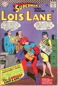 LOIS LANE 64 VG-F   April 1966 COMICS BOOK