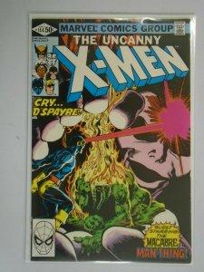 Uncanny X-Men #144 Direct edition 8.0 VF (1981 1st Series)