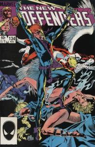 Defenders, The #134 VF/NM; Marvel | save on shipping - details inside