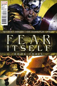 Fear Itself #3, NM (Stock photo)