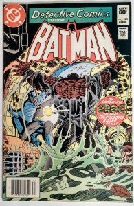 Detective Comics #525, RARE MARK JEWELERS EDITION 1st App Jason Todd