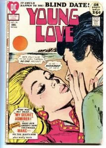 YOUNG LOVE #90 comic book-GREAT ISSUE-DC ROMANCE- VG