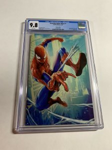 Amazing Spider-man 7 Cgc 9.8 Variant White Pages Variant