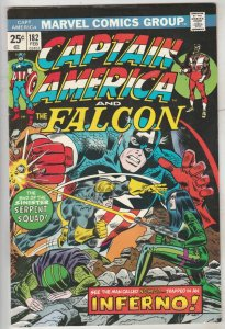 Captain America #182 (Feb-75) NM- High-Grade Captain America