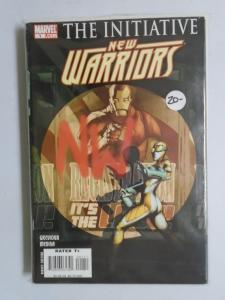 New Warriors (4th Series) #1-15, 8.0/VF (2007)