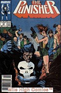 PUNISHER  (1987 Series)  (MARVEL) #12 NEWSSTAND Very Good Comics Book
