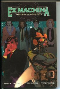 Ex Machina: Ex Machina: The First Hundred Days-#1-2005-PB-VG\FN