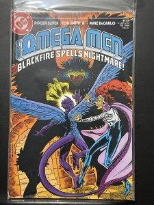 The Omega Men #11 (1984)