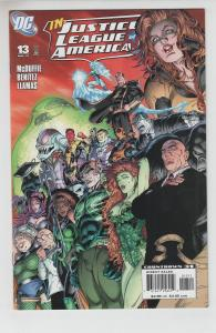 JUSTICE LEAGUE OF AMERICA (2006 DC) #13 NM- A93437