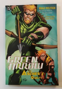 GREEN ARROW VOL.4 THE ARCHERS QUEST TPB SOFT COVER VF/NM