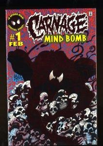 Carnage Mind Bomb #1 NM 9.4