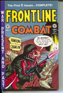 Frontline Combat Annual-#1-Issues 1-6-TPB- trade