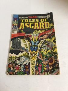 Tales Of Asgard 1 Gd/Vg Good/Very Good 3.0 Silver Age