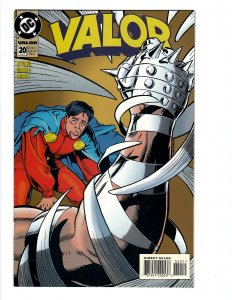 Valor #20 (1994) SR7