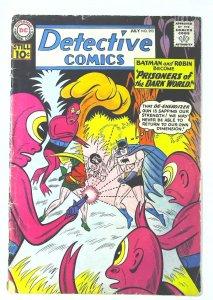 Detective Comics (1937 series) #293, VG- (Actual scan)