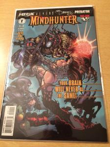 Mindhunter #1 Witchblade Aliens Darkness Predator