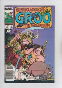 Marvel Comics! Groo the Wanderer! Issue 9!