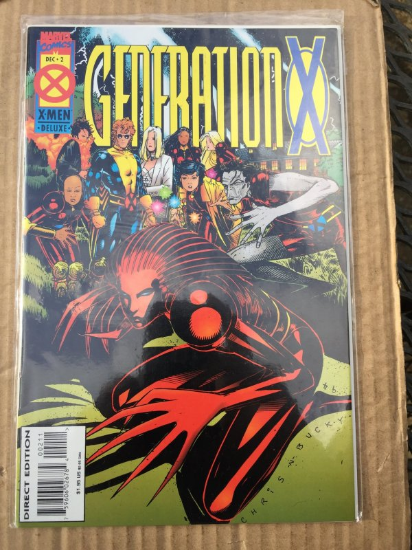Generation X #2 (1994)