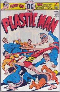 Plastic Man (1966 series) #11, VF+ (Stock photo)