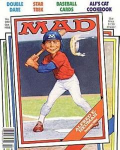 Mad (1952 series) #282, VF (Stock photo)