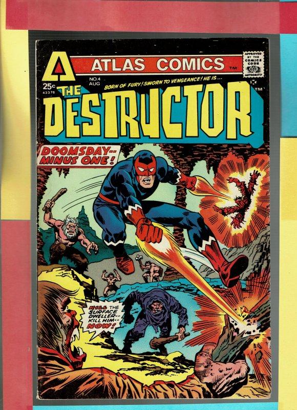 THE DESTRUCTOR 4