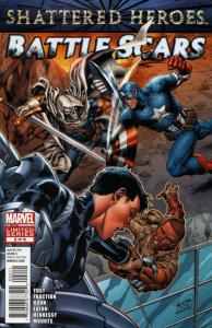 Battle Scars #2 VF/NM; Marvel | save on shipping - details inside
