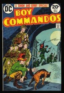 Boy Commandos #2 NM- 9.2