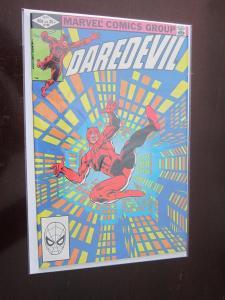 Daredevil #186 Direct - First 1st Series - 8.0 - 1982