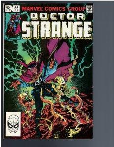 Doctor Strange #55 (1982)