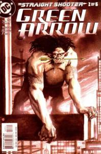 Green Arrow (2001 series) #27, VF+ (Stock photo)