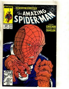 Amazing Spider-Man # 307 NM Marvel Comic Book Venom Todd McFarlane Goblin HJ9