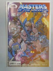 Masters of the Universe #1B Variant cover 8.0 VF (2002 Image 1st Series)