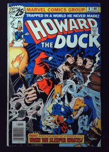 Howard the Duck #4 (1976)