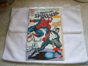 1992 MARVEL COMICS THE AMAZING SPIDERMAN # 358
