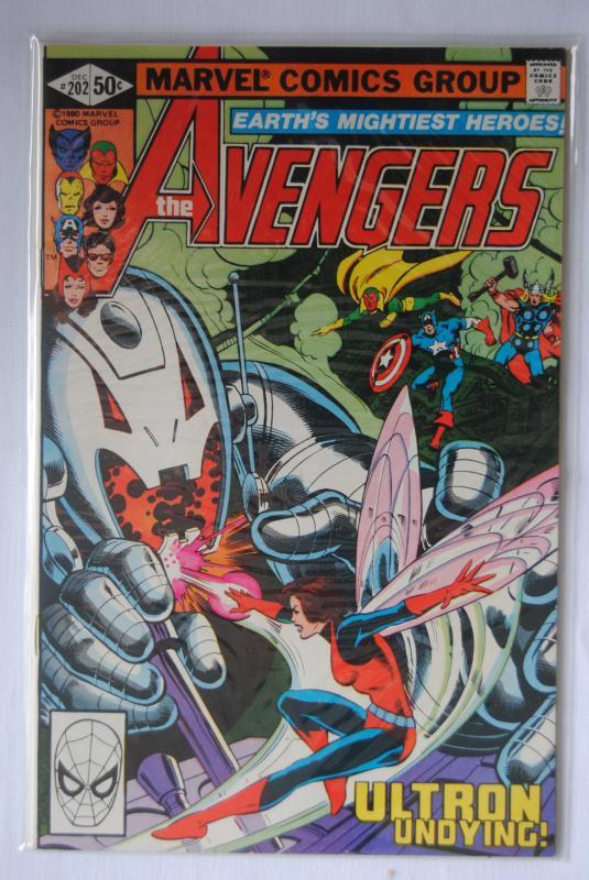 The Avengers, 202