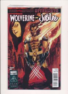 Wolverine and Jubilee #3 -  Marvel Comics 2011 ~ VF/NM (HX573)