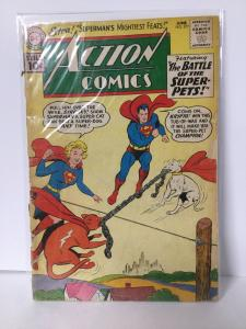 Action Comics 277 1.8 Gd- Good- Cover Almost Detached DC Comics SA