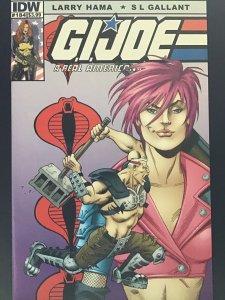 G.I. Joe: A Real American Hero #184 (2012)