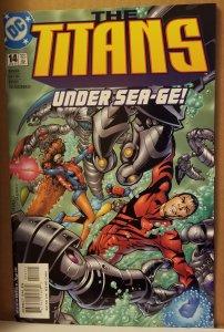The Titans #14 (2000)