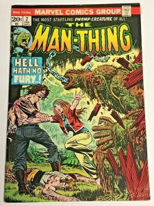 MAN-THING#2 FN 1974 MARVEL BRONZE AGE COMICS