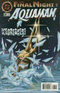 Aquaman (1994 series) #26, VF+ (Stock photo)