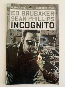 Incognito (Marvel) 1A 2008 PHILLIPS Variant 1st Printing VF