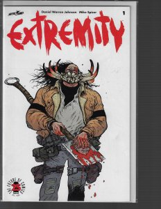 Extremity #1 (Image, 2017) Variant - NM