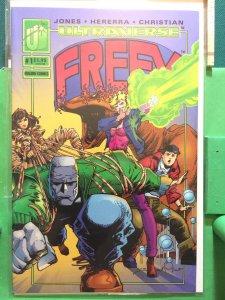 Freex #1