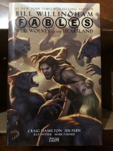 Fables: Werewolves of the Heartland #1 (2012 VF