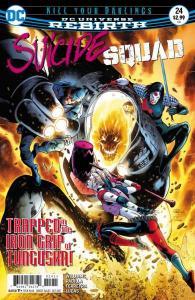 Suicide Squad (2016 series) #24, NM + (Stock photo)