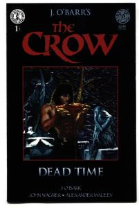 The Crow: Dead Time #1-1996-Kitchen Sink-J. O'Barr comic book